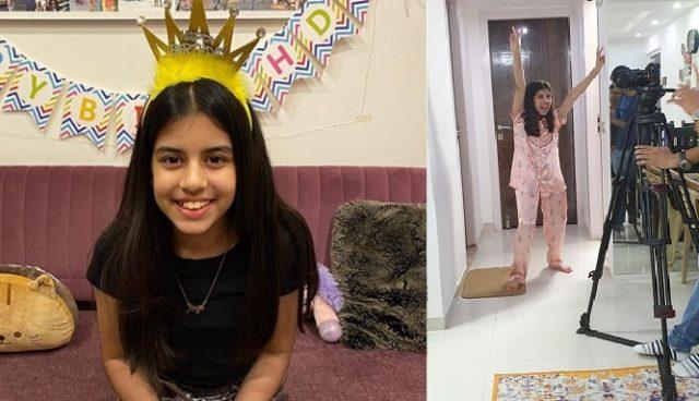 marathi actors daughter