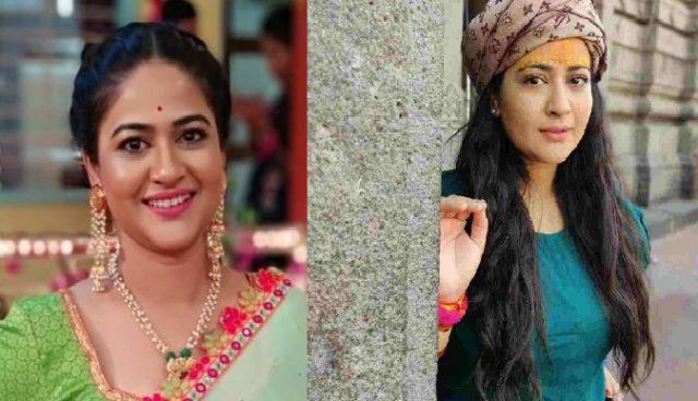 actress pratiksha jadhav saloon