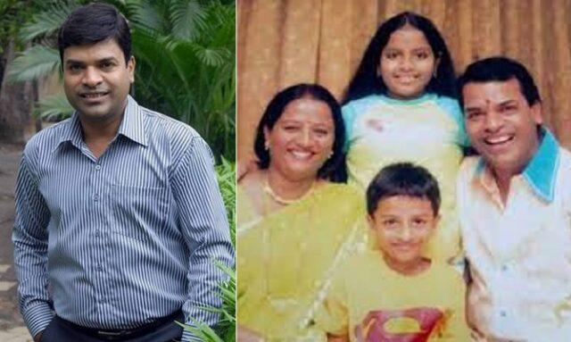 actor bharat jadhav family photos