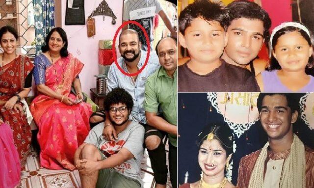 triyug tyagi actor family photo