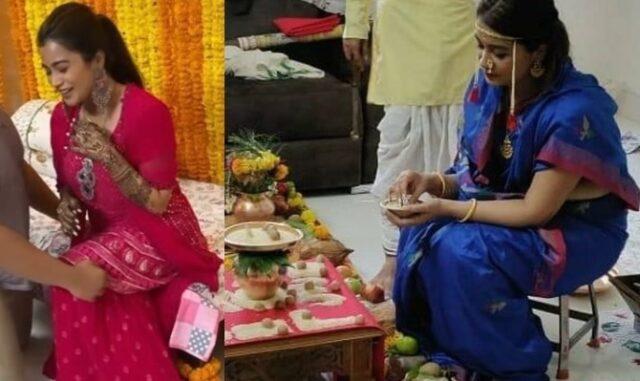 ruchita jadhav wedding photos