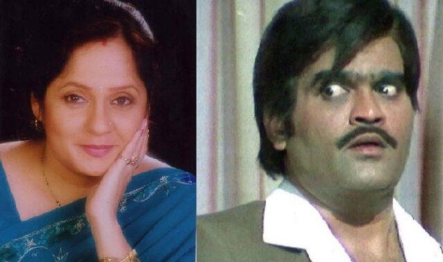 ashok saraf and madhavi gogate