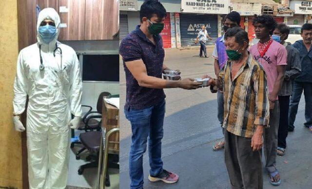 marathi actor real doctor