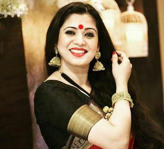 actress deepali sayyed