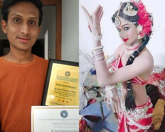dancer swapnil vidhate