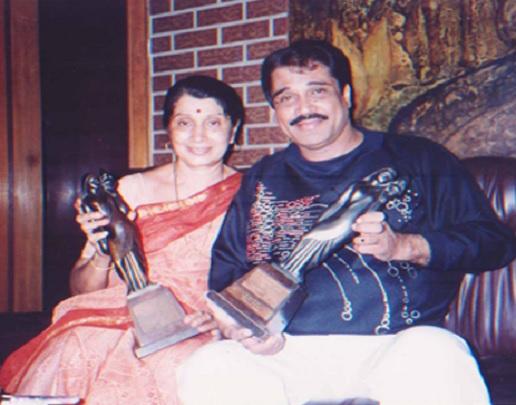 actor prakash and uma bhende