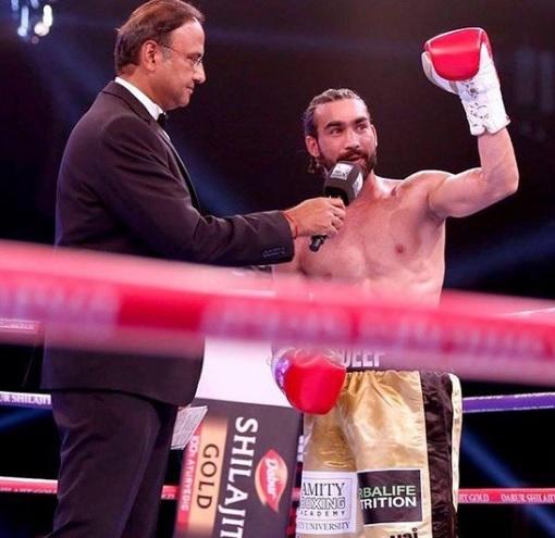 boxer pradeep kharera