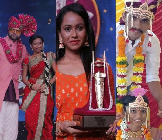 marathi singer wedding pic