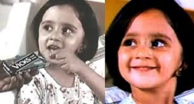 marathi actress childhood
