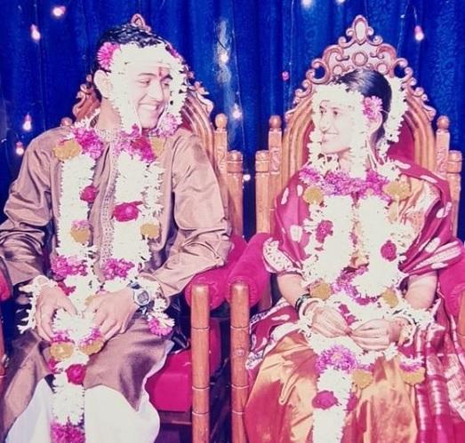 subodh bhave wedding pics