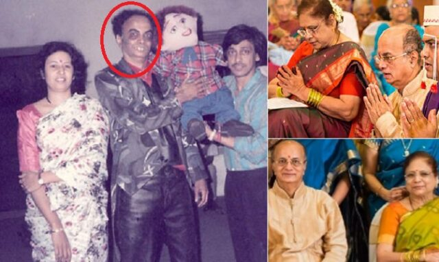 dilip prabhavalkar family pic
