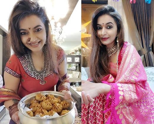 rajashree landge actress