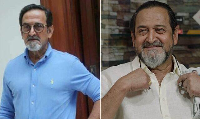 actor mahesh manjrekar in hospital