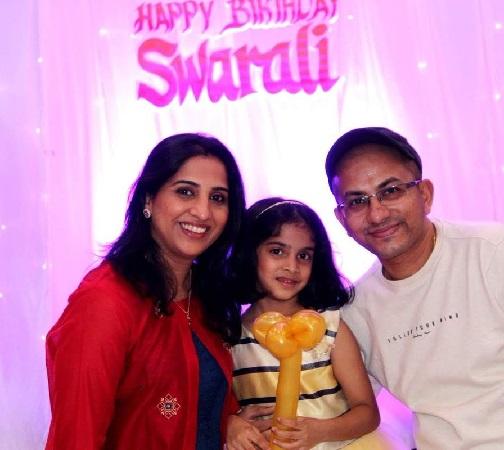 madhurani prabhulkar family