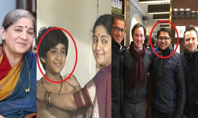 joy ghanekar in gotya role