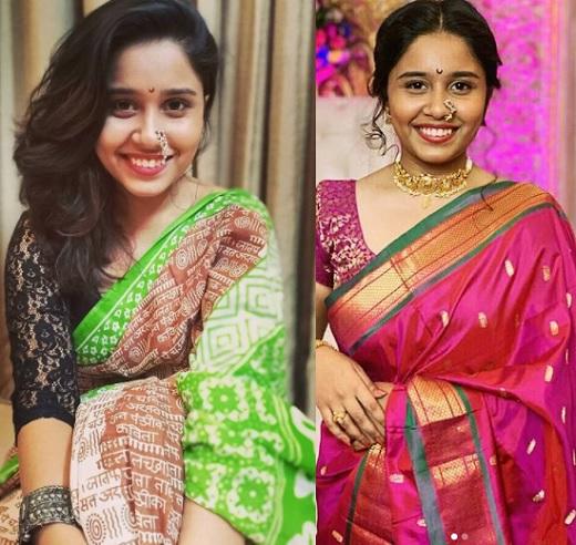 actress swanandi berde