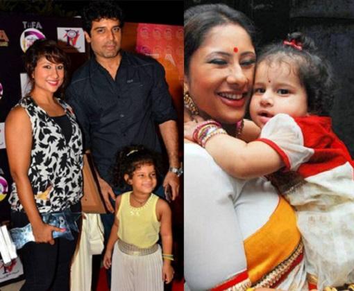 actress sai deodhar with family