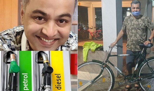 subodh bhave cycle