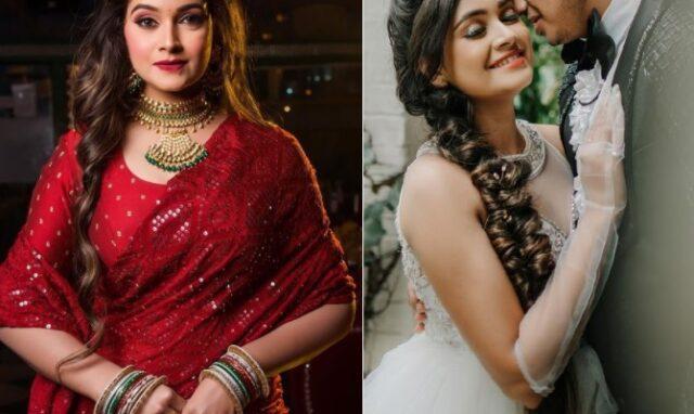 marathi actress sidhi patne wedding
